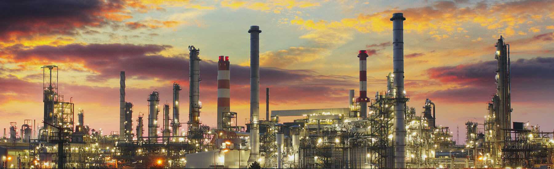 Petrochemical Industry Banner